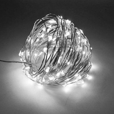 ZDM 500CM 3W 50LEDs Waterproof Outdoor String Light for Festival Christmas Party Decoration with RF 13Key Controller