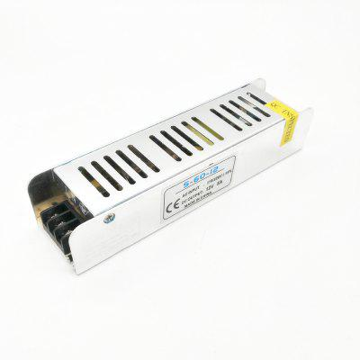 ZDM 12V 5A 60W Constant Voltage AC/DC Switching Power Supply Converter(110-220V to 12V)