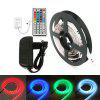 ZDM 200CM 5050 LED Light Strip and IR44 Controller 12V/3A Power Supply AC110-240V - WHITE