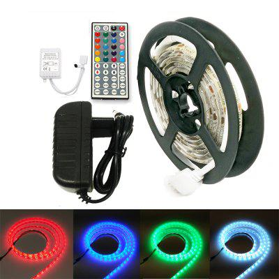 ZDM 200CM Impermeabile 5050 LED Light Strip e controller IR44 12V / 3A Alimentazione AC110-240V