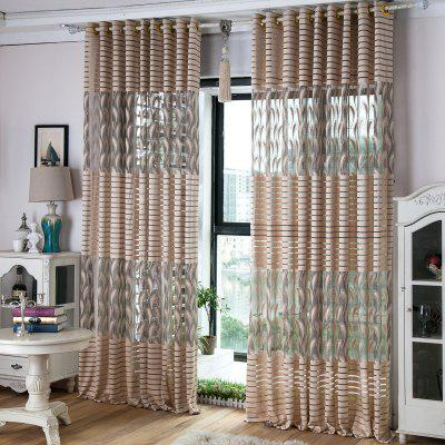 Door Window Curtain Drape Panel Sheer Scarf Valances Para Casa De Quarto