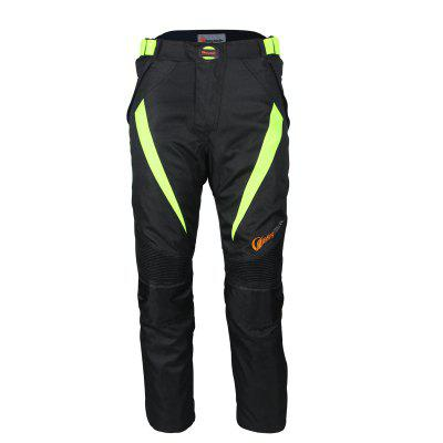 Riding Tribe Motorcycle Winter Warm Pants  Windproof Motocross Racing Armor Protective Clothing