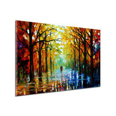 Unframed Abstract Canvas Print for Home Wall Decoration