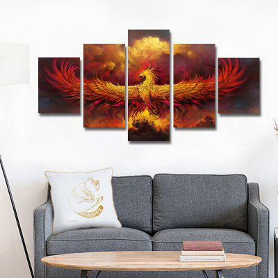 Modern Canvas Art HD Prints Frameless Home Decoration 5pcsPrints<br>Modern Canvas Art HD Prints Frameless Home Decoration 5pcs<br><br>Craft: Print<br>Form: Five Panels<br>Material: Canvas<br>Package Contents: 5 x Print<br>Package size (L x W x H): 20.00 x 5.00 x 5.00 cm / 7.87 x 1.97 x 1.97 inches<br>Package weight: 0.1530 kg<br>Painting: Without Inner Frame<br>Product weight: 0.1450 kg<br>Shape: Vertical<br>Style: Art Deco, Contemporary, Creative, Office, Gift<br>Subjects: Fantasy<br>Suitable Space: Living Room,Bedroom,Dining Room,Office,Hotel,Cafes,Hallway,Study Room / Office