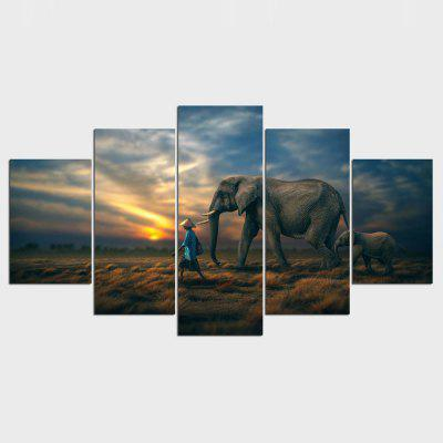 YSDAFEN Canvas Prints for Living Room Art Posters Paintings Home Decorating