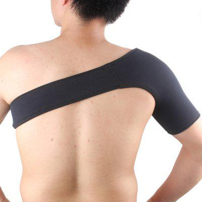 ShuoXin SX548 Sports Single Shoulder Brace Support Strap Wrap Belt Band Pad - BlackSports Protective Gear<br>ShuoXin SX548 Sports Single Shoulder Brace Support Strap Wrap Belt Band Pad - Black<br><br>Brand: shouxin<br>Package Content: 1 x Single shoulder brace<br>Package size: 21.00 x 14.00 x 2.50 cm / 8.27 x 5.51 x 0.98 inches<br>Package weight: 0.1000 kg<br>Product weight: 0.0980 kg
