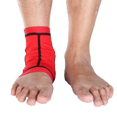 Ultralight Breathable Adjustable Sports ElasticNeoprene Ankle Support Sports Safety Gym Badminton Basketball BraceSports Protective Gear<br>Ultralight Breathable Adjustable Sports ElasticNeoprene Ankle Support Sports Safety Gym Badminton Basketball Brace<br><br>Brand: shouxin<br>Package Content: 1 x Ankle Brace<br>Package size: 12.50 x 10.50 x 2.00 cm / 4.92 x 4.13 x 0.79 inches<br>Package weight: 0.0500 kg<br>Product weight: 0.0450 kg