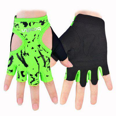 Sports Weight Lifting Exercise Slip-Resistant Glove For Women Yoga Gloves
