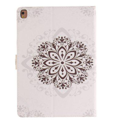 The Mandala PU+TPU Leather Wallet Cover Design with Stand and Card Slots Magnetic Closure Case for iPad Pro 9.7 Inch 9 card slots magnet wallet leather stand phone cover for iphone 7 4 7 inch feather and birds