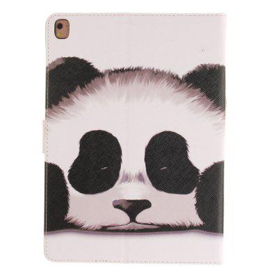 Panda PU+TPU Leather Wallet Cover Design with Stand and Card Slots Magnetic Closure Case for iPad Pro 9.7 Inch 9 card slots magnet wallet leather stand phone cover for iphone 7 4 7 inch feather and birds