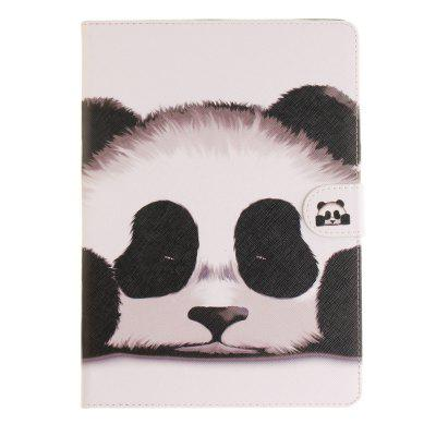 Panda PU+TPU Leather Wallet Cover Design with Stand and Card Slots Magnetic Closure Case for iPad Pro 9.7 Inch