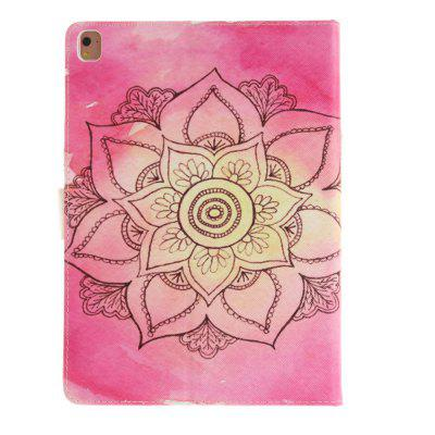 Pink Pattern PU+TPU Leather Wallet Cover Design with Stand and Card Slots Magnetic Closure Case for iPad Pro 9.7 Inch 9 card slots magnet wallet leather stand phone cover for iphone 7 4 7 inch feather and birds