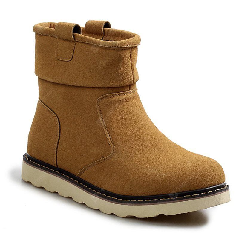 Men Warm Shoes Winter Casual Snow Boots Male Cotton Sneakers