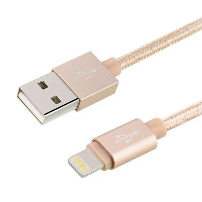 per iPhone Caricabatterie 3.3ft Premiumto Cavo USB Cavo di Carica in Nylon Intrecciato a 8 pin