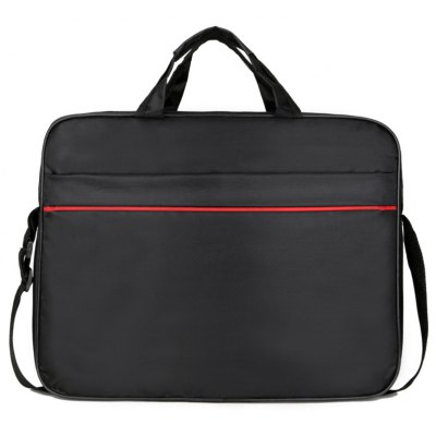FLAMEHORSE Men'S Business Simple Portable Shoulder Laptop Bag
