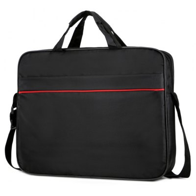 FLAMEHORSE MenS Business Simple Portable Shoulder Laptop BagHandbags<br>FLAMEHORSE MenS Business Simple Portable Shoulder Laptop Bag<br><br>Closure Type: Zipper<br>Embellishment: Chains<br>Exterior: Solid Bag<br>Gender: For Women,For Men<br>Handbag Size: Medium(30-50cm)<br>Handbag Type: Totes<br>Hardness: Soft<br>Interior: Interior Slot Pocket<br>Lining Material: Nylon<br>Main Material: Nylon<br>Number of Handles / Straps: Single<br>Occasion: Versatile<br>Package Contents: 1 x bag<br>Package size (L x W x H): 32.00 x 1.50 x 20.00 cm / 12.6 x 0.59 x 7.87 inches<br>Package weight: 0.4100 kg<br>Pattern Type: Solid<br>Product weight: 0.4000 kg<br>Shape: Hobos<br>Style: Casual