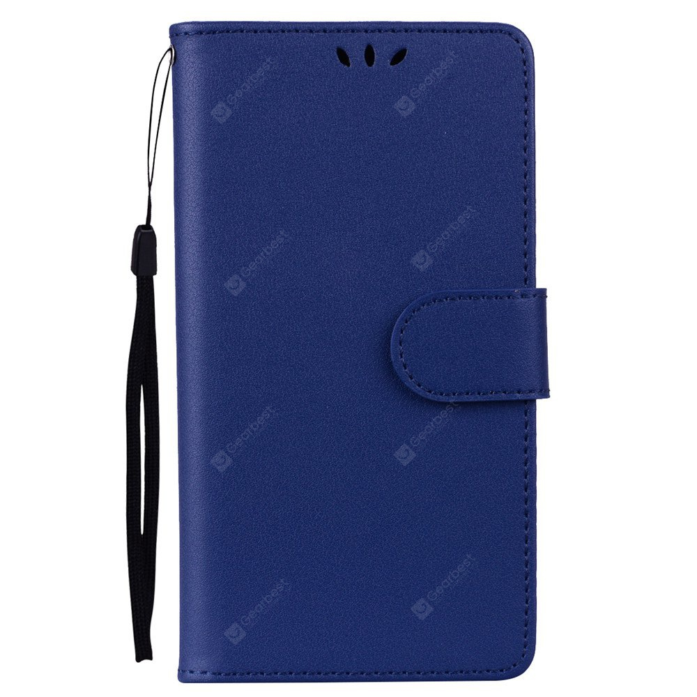 Full Protection Leather Case for Moto E4