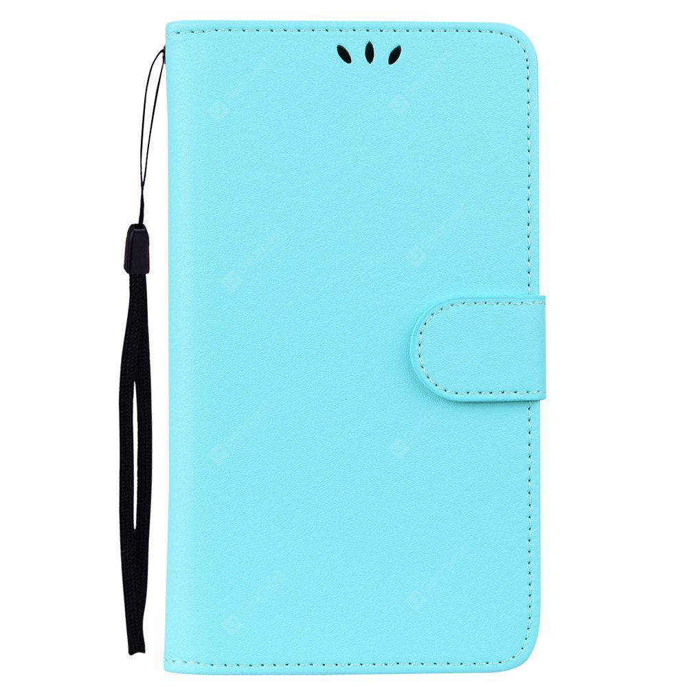 Full Protection Leather Case for Moto E4 Plus