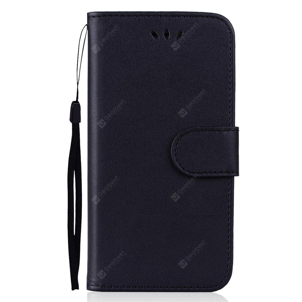 Full Protection Leather Case for iPhone 8