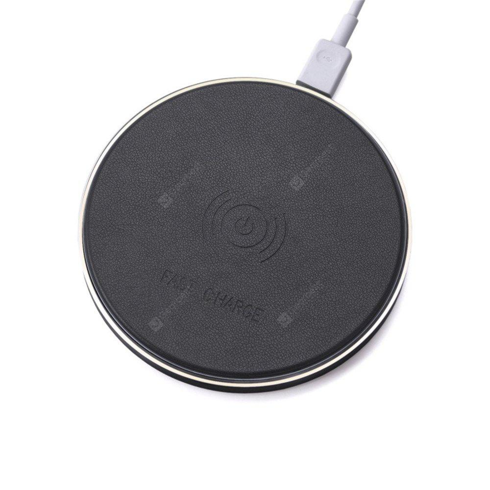 For Samsung S8 Plus / S8 Wireless Charger  Wireless Charging Pad for iPhone X  iPhone 8 / 8 Plus
