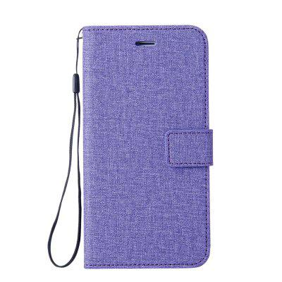 Cotton Pattern Leather Case for Samsung Galaxy J7 MAX