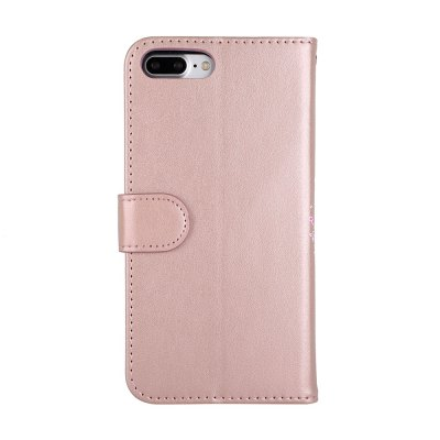 Flamingo Pattern PU Leather Wallet Case for iPhone 7 PlusiPhone Cases/Covers<br>Flamingo Pattern PU Leather Wallet Case for iPhone 7 Plus<br><br>Features: With Credit Card Holder<br>Material: PU Leather<br>Package Contents: 1 x Phone Case<br>Package size (L x W x H): 20.00 x 20.00 x 5.00 cm / 7.87 x 7.87 x 1.97 inches<br>Package weight: 0.0500 kg<br>Product weight: 0.0300 kg<br>Style: Pattern, Cartoon