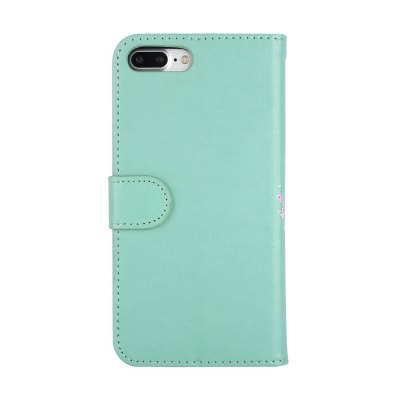 Flamingo Pattern PU Leather Wallet Case for iPhone 8 PlusiPhone Cases/Covers<br>Flamingo Pattern PU Leather Wallet Case for iPhone 8 Plus<br><br>Features: With Credit Card Holder<br>Material: PU Leather<br>Package Contents: 1 x Phone Case<br>Package size (L x W x H): 20.00 x 20.00 x 5.00 cm / 7.87 x 7.87 x 1.97 inches<br>Package weight: 0.0500 kg<br>Product weight: 0.0300 kg<br>Style: Pattern, Cartoon