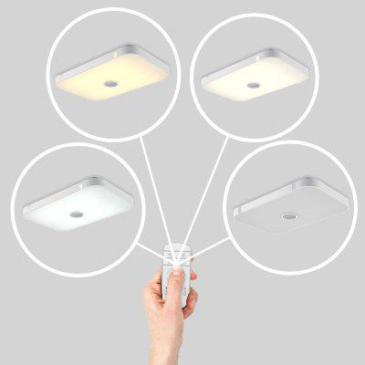 I507 - 40W - LY Music Dimming Ceiling Light Bluetooth APP AC 220VFlush Ceiling Lights<br>I507 - 40W - LY Music Dimming Ceiling Light Bluetooth APP AC 220V<br><br>Battery Included: Preloaded,Yes<br>Certifications: 3C,CE,FCC,RoHs<br>Color Temperature or Wavelength: 2800-6500K<br>Dimmable: Yes<br>Features: Dinmable<br>Fixture Height ( CM ): 9CM<br>Fixture Length ( CM ): 65CM<br>Fixture Material: Aluminum,Plastic<br>Fixture Width ( CM ): 42CM<br>Light Source Color: Cold White,Stepless Dimming,Warm White<br>Package Contents: 1 xCeiling Light, 1 x Remote Control, 2 x AAA Battery,1 x English User Manual, 4 x Screw, 4 x Colloidal Particle<br>Package size (L x W x H): 66.00 x 43.00 x 10.00 cm / 25.98 x 16.93 x 3.94 inches<br>Package weight: 2.9500 kg<br>Product size (L x W x H): 65.00 x 42.00 x 9.00 cm / 25.59 x 16.54 x 3.54 inches<br>Product weight: 2.1600 kg<br>Shade Material: Plastic, Metal, Aluminum Alloy<br>Stepless Dimming: Yes<br>Style: LED, Chic &amp; Modern, Simple Style, Modern/Contemporary<br>Suggested Room Size: 10 - 15?<br>Suggested Space Fit: Bedroom,Cafes,Dining Room,Indoors,Office<br>Type: Semi-Flushmount Lights<br>Voltage ( V ): AC220