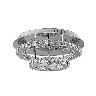JX816 - 36W - WJ Promise dimming ceiling lamp crystal AC 220V