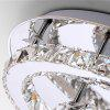 JX816 - 36W - WJ Promise dimming ceiling lamp crystal AC 220V - WHITE