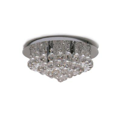 KX0538 - 4 Crystal Ceiling Lamp AC 220VFlush Ceiling Lights<br>KX0538 - 4 Crystal Ceiling Lamp AC 220V<br><br>Battery Included: No,Non-preloaded<br>Bulb Base: G9<br>Certifications: 3C,CE,FCC,RoHs<br>Dimmable: No<br>Features: Crystal<br>Fixture Height ( CM ): 15CM<br>Fixture Length ( CM ): 40CM<br>Fixture Material: Crystal,Metal<br>Fixture Width ( CM ): 40CM<br>Number of Bulb Sockets: 4<br>Package Contents: 1 x Ceiling Light, 1 x English User Manual, 2 x Screw, 2 x Colloidal Particle, 4 x Crystal<br>Package size (L x W x H): 44.00 x 37.00 x 11.00 cm / 17.32 x 14.57 x 4.33 inches<br>Package weight: 3.8400 kg<br>Product size (L x W x H): 40.00 x 40.00 x 15.00 cm / 15.75 x 15.75 x 5.91 inches<br>Product weight: 3.0900 kg<br>Shade Material: Crystal, Metal<br>Stepless Dimming: No<br>Style: Chic &amp; Modern<br>Suggested Room Size: 5 - 10?<br>Suggested Space Fit: Bedroom,Indoors,Kids Room<br>Type: Semi-Flushmount Lights<br>Voltage ( V ): AC220