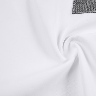 Fashion Lapel Stitching Mixed Colors Casual Men Long-Sleeved Shirt Men united colors of benetton united colors of benetton un012emoez83