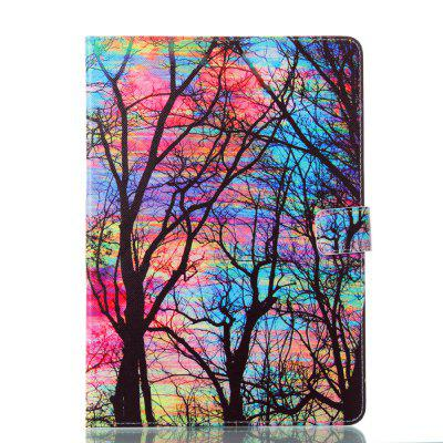 Case for iPad Pro10.5 inch Color tree Magnetic PU Leather Smart Stand Case Cover For iPad Pro 10.5 2017 New Model Fundas