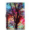 Case for iPad Pro10.5 inch Color tree Magnetic PU Leather Smart Stand Case Cover For iPad Pro 10.5 2017 New Model Fundas - COLORMIX