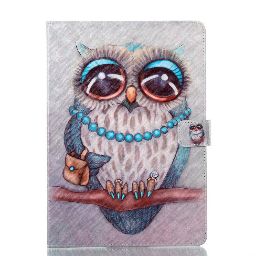 Case for Apple iPad Pro10.5 inch Stay adorable Owl PU Magnetic Leather Smart Stand Case Cover For iPad Pro 10.5 2017 New