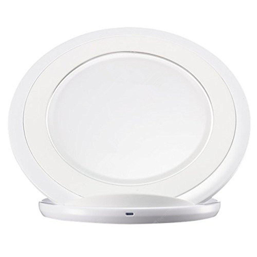 Buy Samsung Fast Charge Wireless Charging Stand W/ AFC Wall Charger WHITE