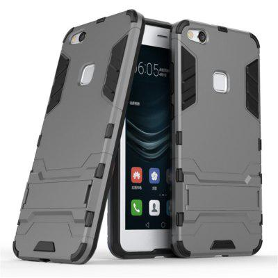 2 in 1 Bracket Phone Case for Huawei P10 Lite