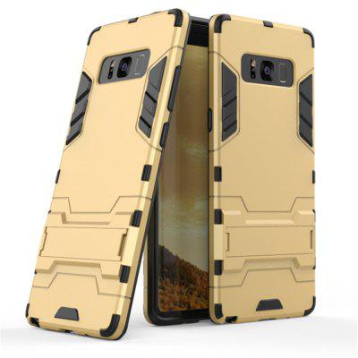 2 in 1 Bracket Phone Case for Samsung Galaxy Note 8