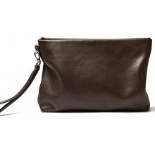 DANJUE Men Hand Leather Day Clutches Male Business Phone Long Natural Cowhide Men Daily Bag Wallet