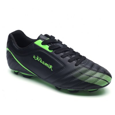 ZEACAVA Autumn Green Battlefield Fashion Trend Training Scarpe da calcio da uomo