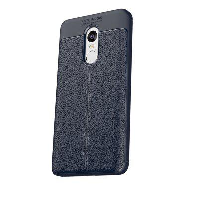 TPU Litchi Skin Phone Case for Xiaomi Redmi Note 4 / 4X