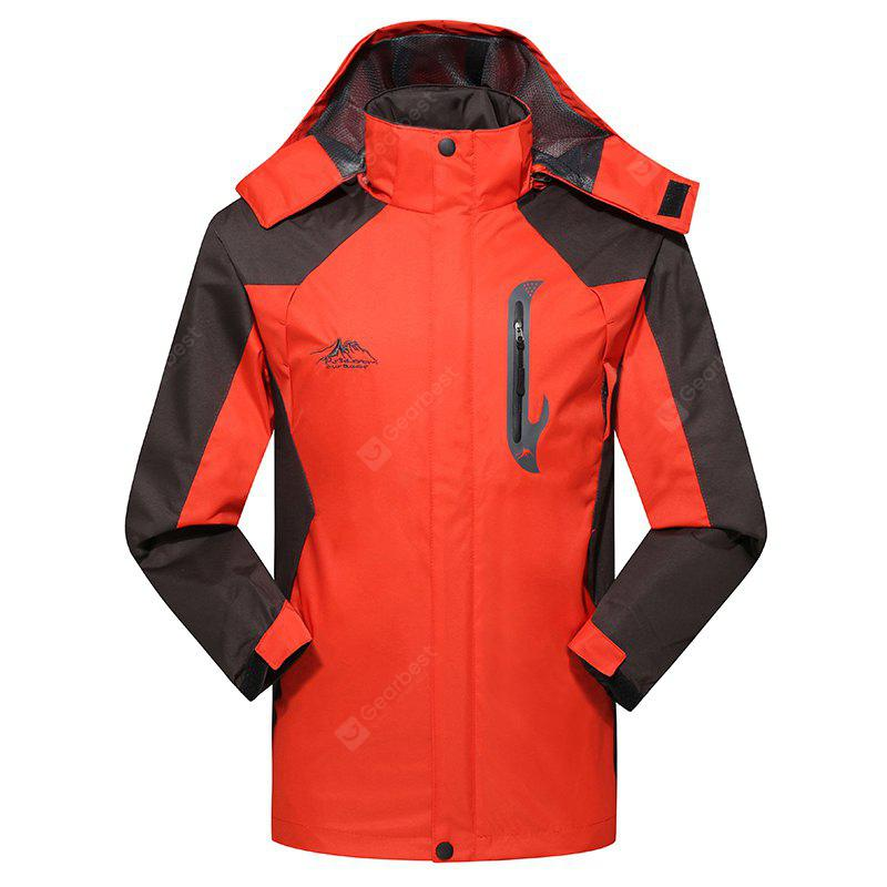 2017 Hommes Causal Sports Water Proof Softshell
