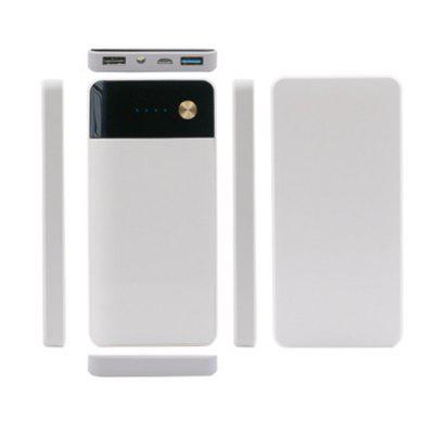 XY - C5 Portable Battery 10000 MAH Mobile Power Universal Fast Charge Security