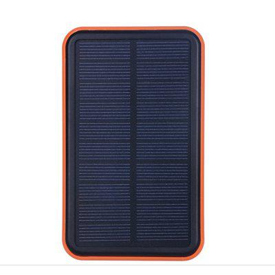 XY - T1 Solar Portable Battery Charger 10000 MAH Universal Charging Treasure for Smart Phone Notebook