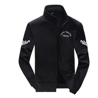 The MenS Leisure Sports Sweatshirt Two PiecesMens Hoodies &amp; Sweatshirts<br>The MenS Leisure Sports Sweatshirt Two Pieces<br><br>Material: Cotton, Cotton Blends<br>Package Contents: 1xCoat?1xPants<br>Shirt Length: Regular<br>Sleeve Length: Full<br>Style: Active<br>Weight: 0.6850kg
