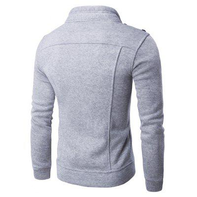 The Man Has The Leisure SweatshirtMens Hoodies &amp; Sweatshirts<br>The Man Has The Leisure Sweatshirt<br><br>Material: Cotton, Cotton Blends<br>Package Contents: 1xSweatshirt<br>Shirt Length: Regular<br>Sleeve Length: Full<br>Style: Casual<br>Weight: 0.2500kg