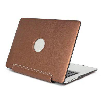 Popular Color PU Leather Laptop Case For Macbook 13.3 Air