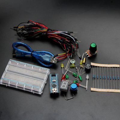 Beginners Starter Kit Atmega 328P Nano 3.0 for Arduino