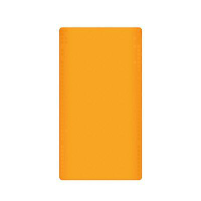 Buy ORANGE Silicone Gel Rubber Case For 10000mAh Xiaomi Cover Power Bank 2 Cover for $2.13 in GearBest store