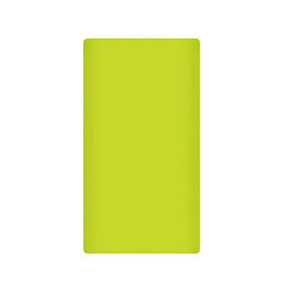 Buy GREEN Silicone Gel Rubber Case For 10000mAh Xiaomi Cover Power Bank 2 Cover for $2.13 in GearBest store